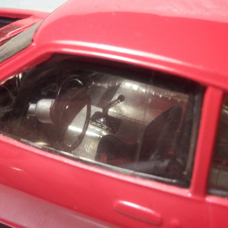 Mustang II Drag car 20160811