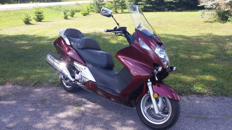 Going to look at my first scooter tomorrow 20160813