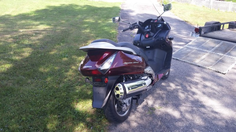 Going to look at my first scooter tomorrow 20160814