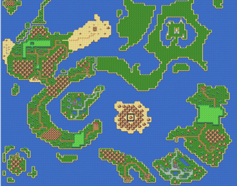 The Grace of the four elements (Mon projet Rpg maker vx ace) Map_wo11