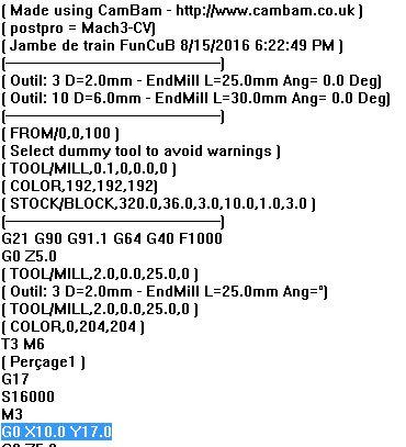 CAMBAM - Jambe de train Debut_11