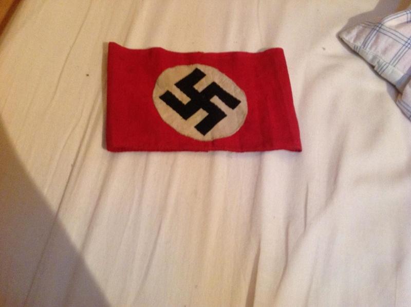 Brassard Nazi 12334410