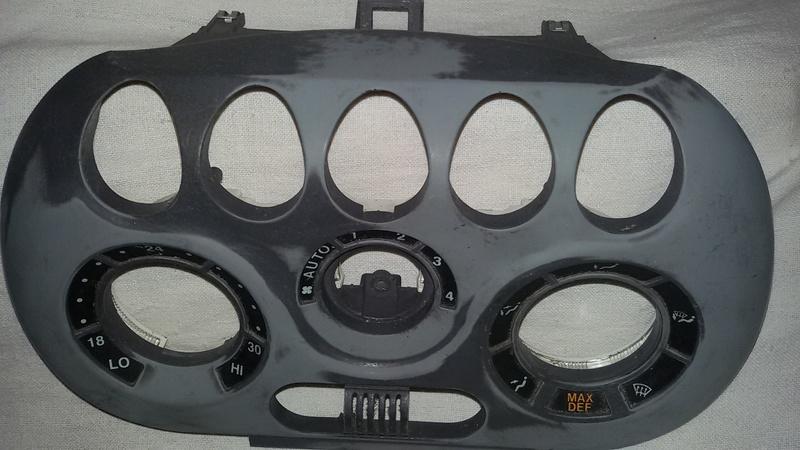 Plastica cruscotto Fiat Multipla 20160810