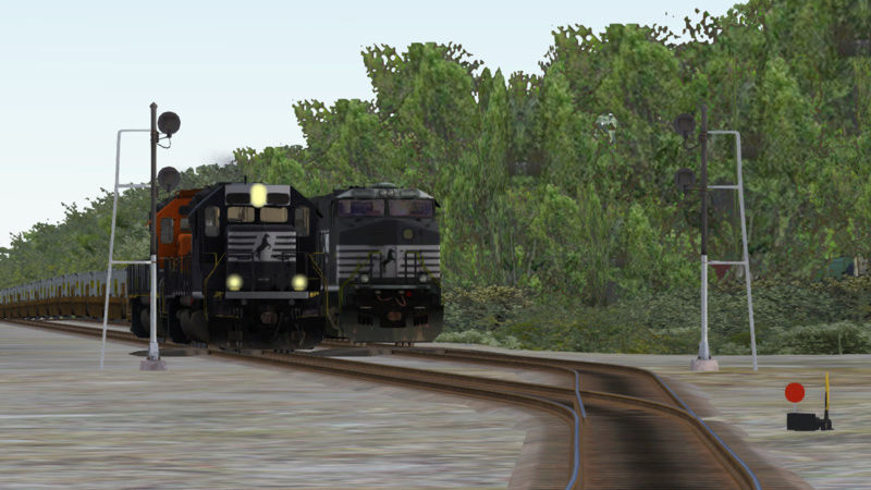 Screenshots from the NLR3 02-24-10