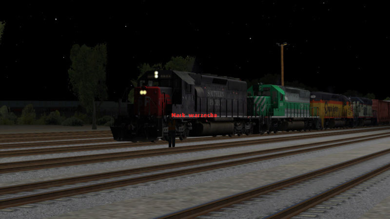 Screenshots from the NLR3 04-11-10