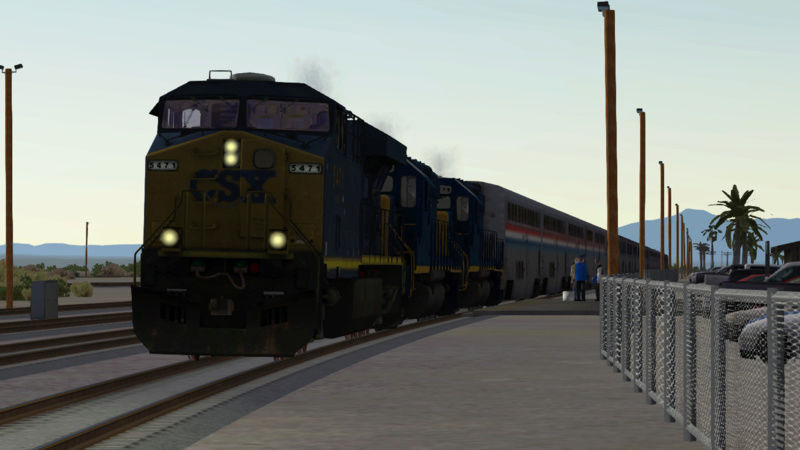 Screenshots from the NLR3 05-29-10