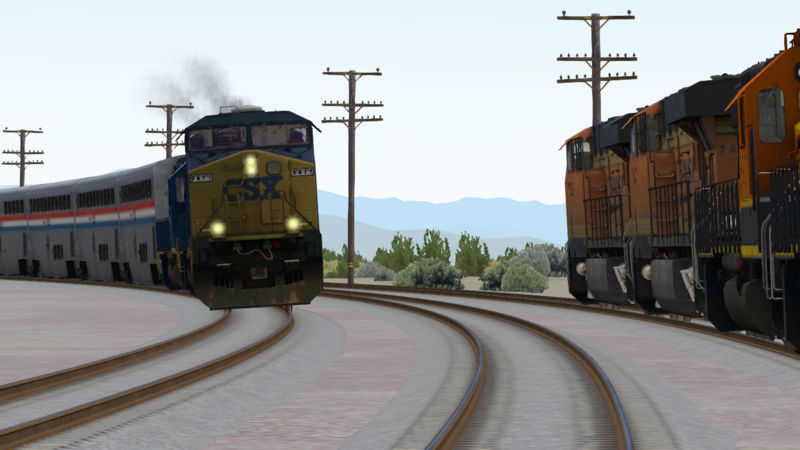 Screenshots from the NLR3 06-06-10
