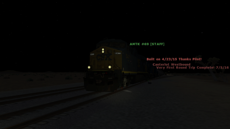 Screenshots from the NLR3 07-05-11