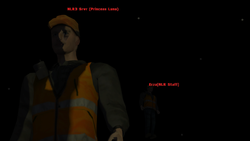 Screenshots from the NLR3 07-11-10