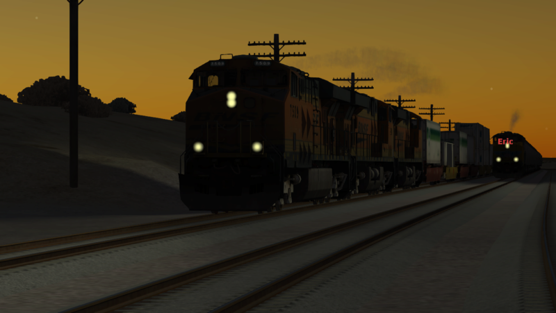 Screenshots from the NLR3 07-27-10