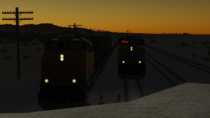 Screenshots from the NLR3 07-27-11