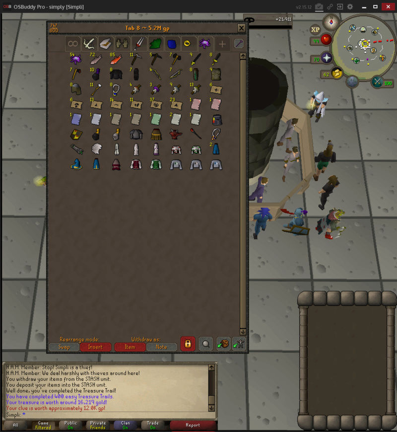 200 Easy Clues to 500 total 2016_010