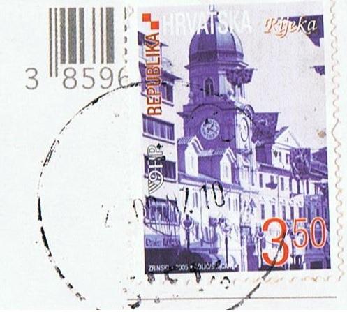 Briefmarken aus Europa Riejek11