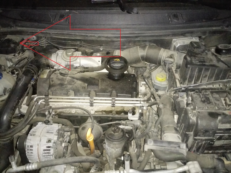 [ SKODA Fabia 1.9 TDI 105 an 2007 ] clak clak au-dessus du turbo Img_2010
