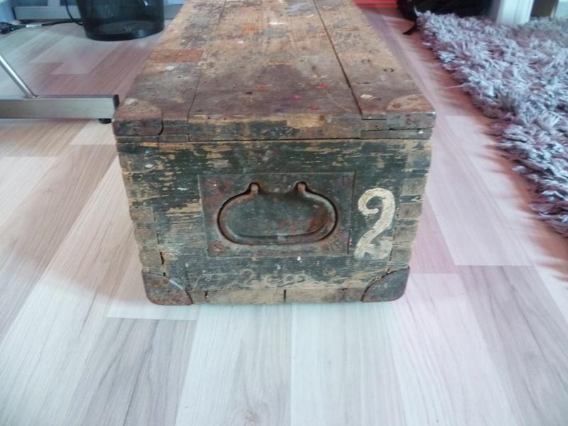 Rénover caisse munition bois Allemande P1030813