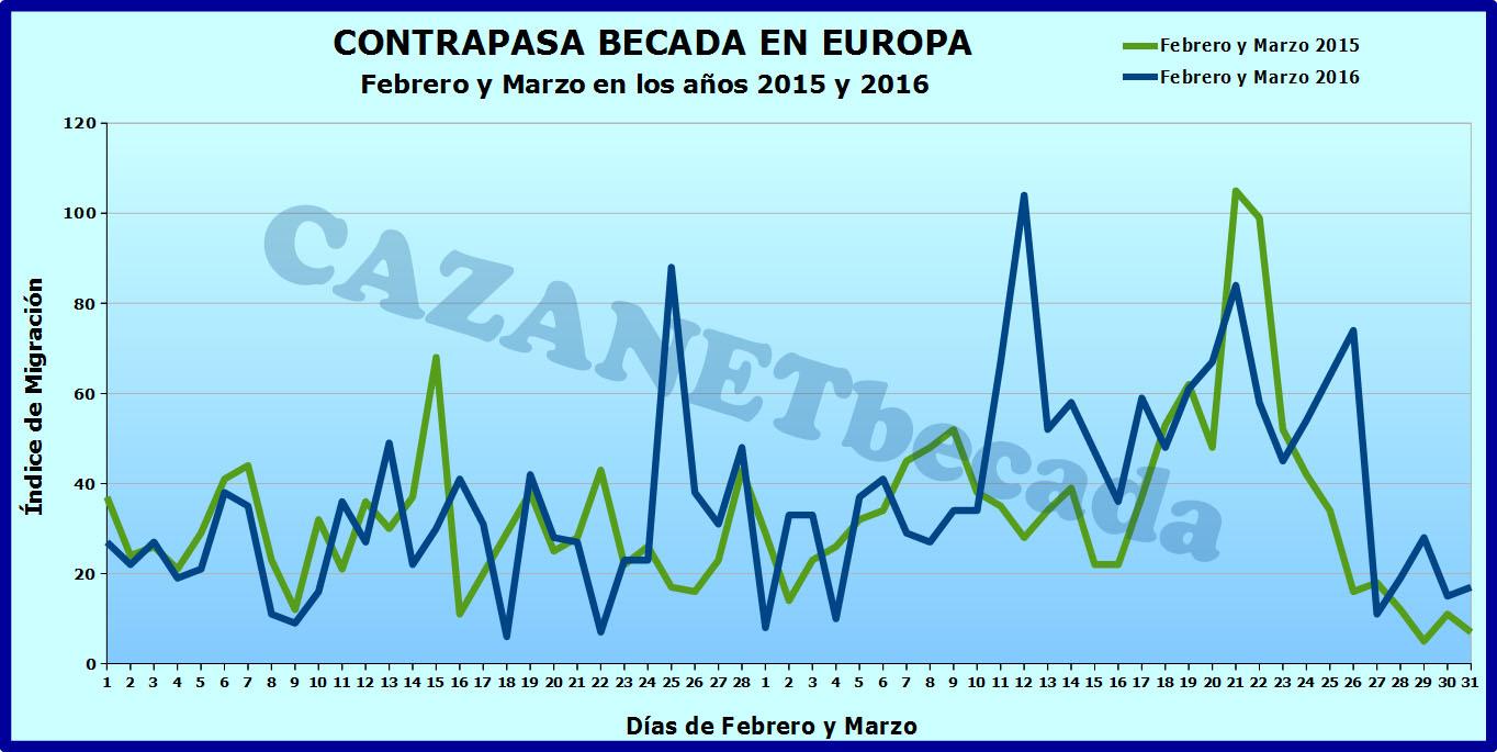 Informaciones del Desarrollo Migratorio Prenupcial en Europa Contra10
