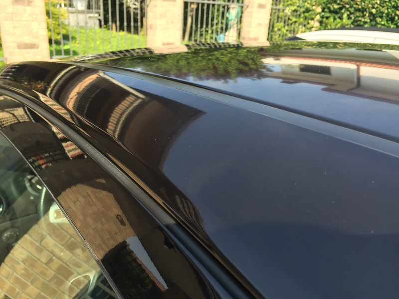 Opacizzazione vernice tetto Opel Corsa Image16