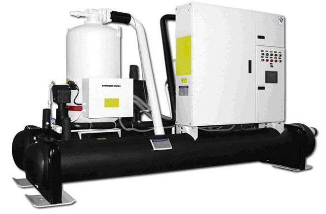 MÁY LẠNH CHILLER - MÁY LÀM LẠNH NƯỚC CÔNG NGHIỆP GAS R407C-410A - GIẢI NHIỆT BẰNG NƯỚC CẦN MUA  2-150r10