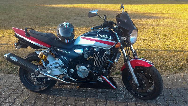 "Mon XJR 1300 ""Randy Mamola"" P_201611"