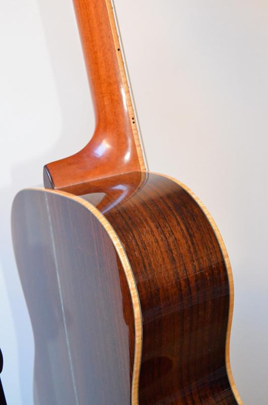 OM Boucher AVT5 // Indian Rosewood // (VENDU) Om210