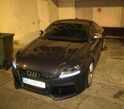 Christopher région PACA(06) Audi TTS MK2 Gris Meteore 57787210