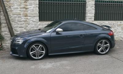 Christopher région PACA(06) Audi TTS MK2 Gris Meteore 78697410