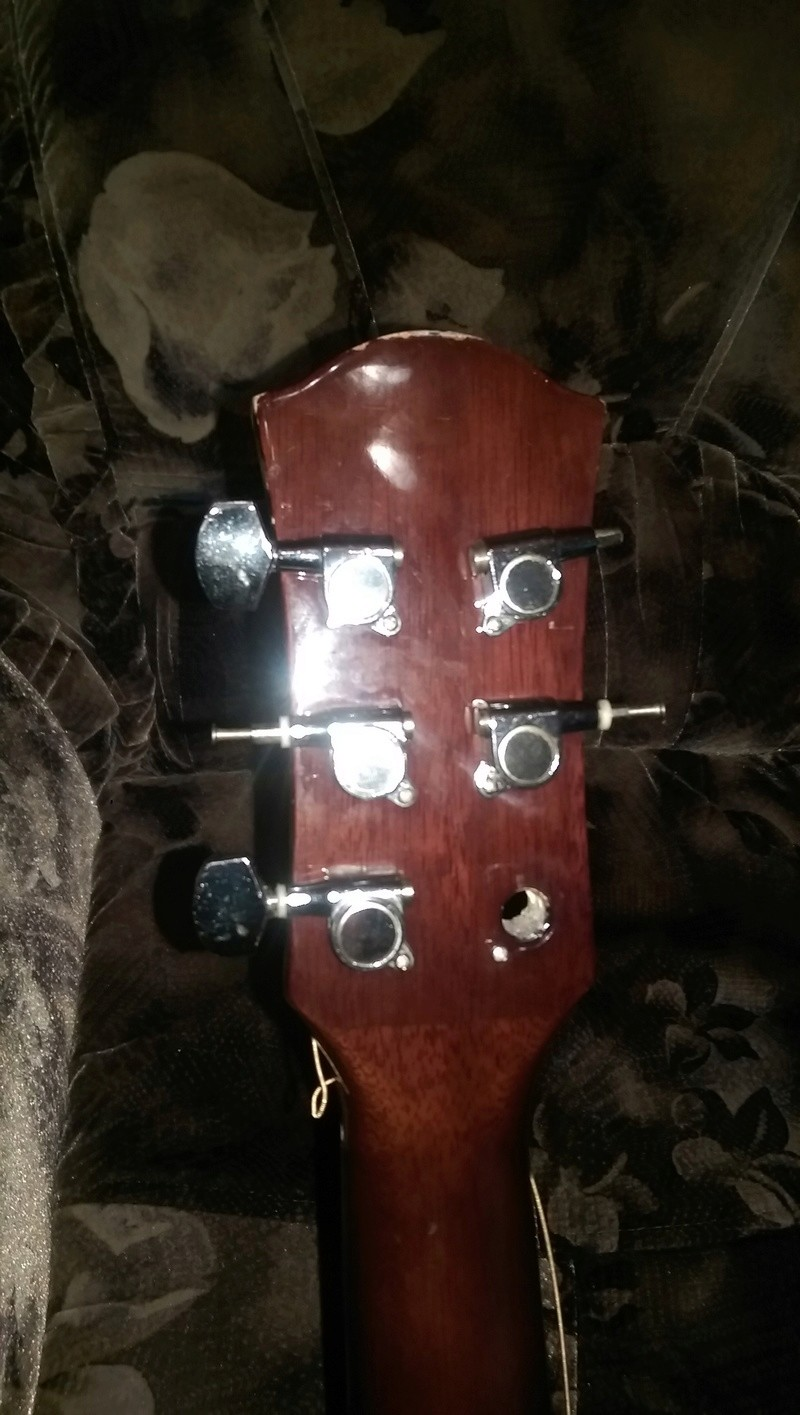 What can you tell me about my guitar 14713711