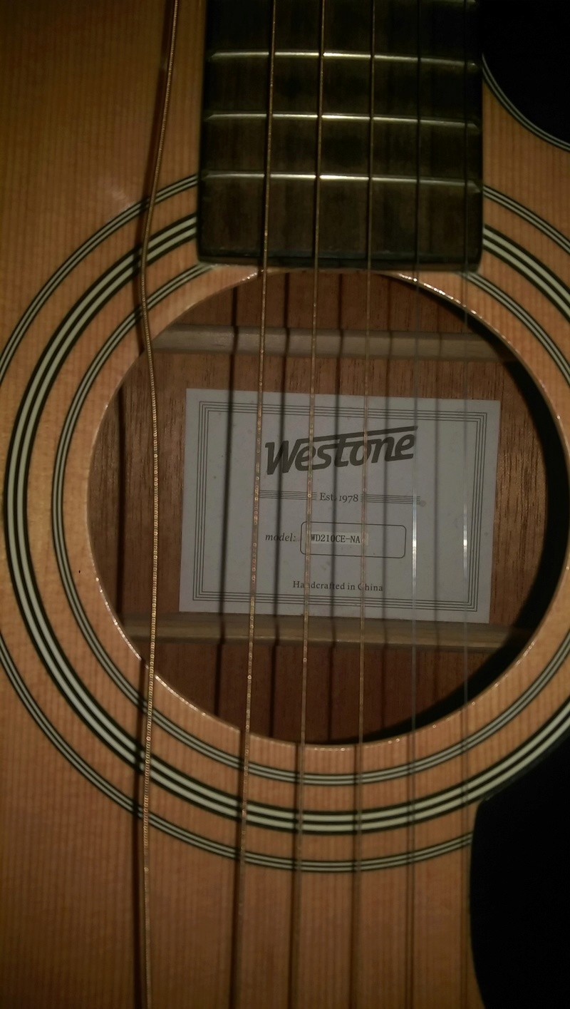 What can you tell me about my guitar 14713712