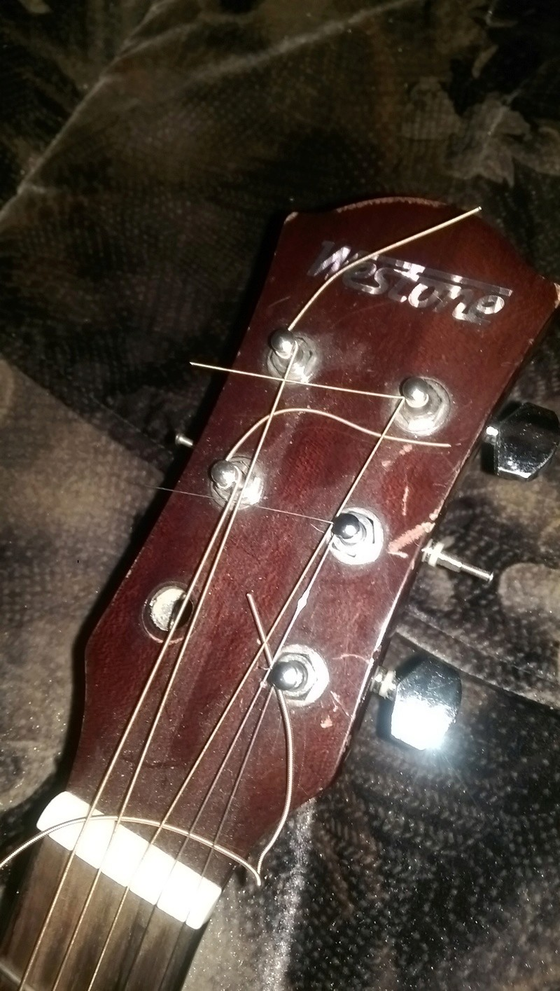 What can you tell me about my guitar 14713715