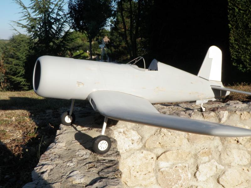 corsaire kit top flite Nogaro17
