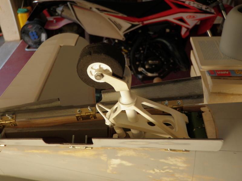 corsaire kit top flite Nogaro20