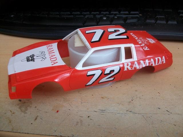 NASCAR BUICK RAMADA #72 Rusty Wallace '82 Imgp1324