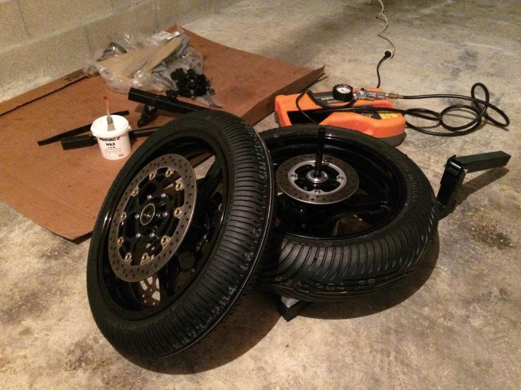 démonte pneu manuel 131
