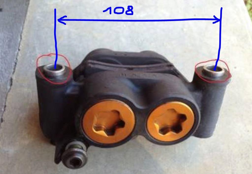 Changement étriers de freins avant GSXR 600 K4. Captu150