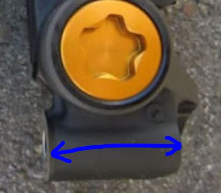 Changement étriers de freins avant GSXR 600 K4. Captu152
