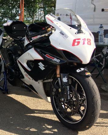 Vidéo chute Dijon 28/09 intermédiaire TP55 Captur98