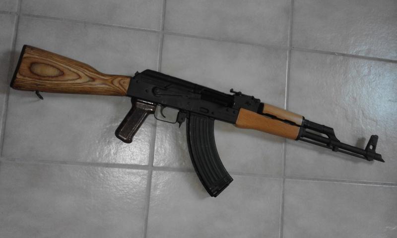 achat AK47 / AKM 20160310