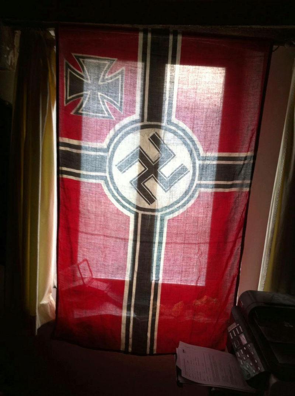 identification drapeau allemand KM Km310
