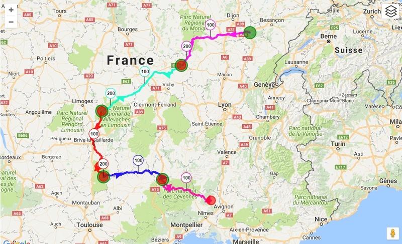 [Mai 2017] 1000 km pour nos 40 ans Parcou12