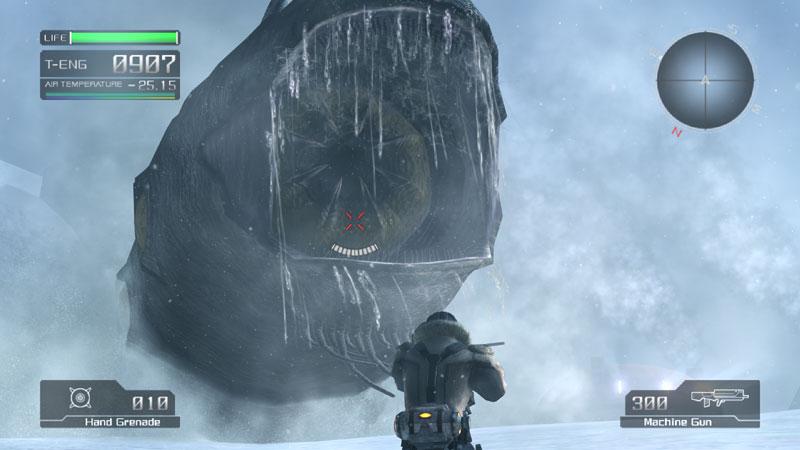 Vos jeux et niveaux où il fait froid préférés - Page 3 Screen10