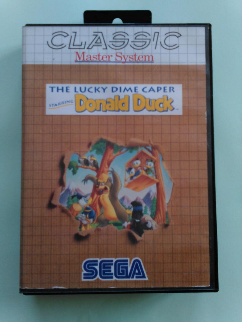 jeux master system Dd10