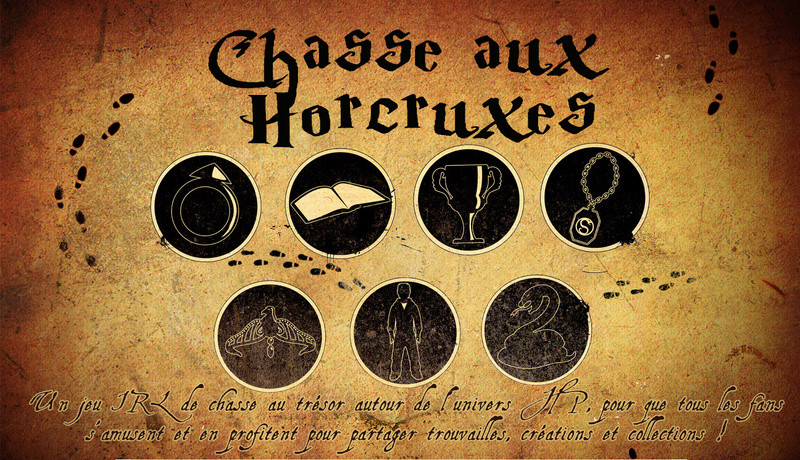 Chasse aux Horcruxes