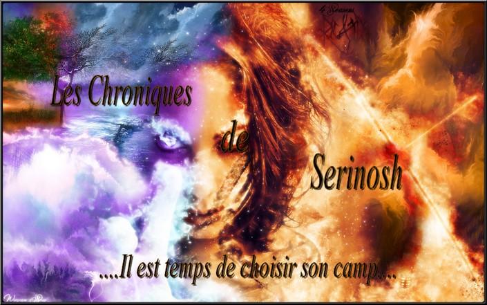 Les Chroniques de Serinosh