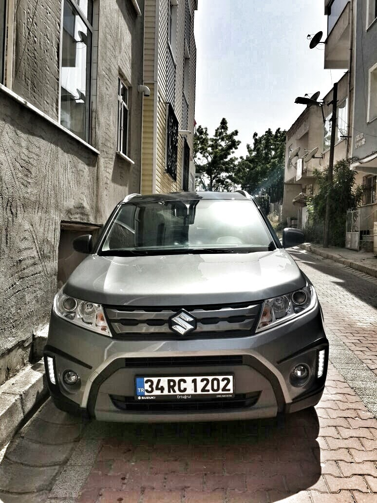 Vitara GL+ Grey&Black in Istanbul,TURKEY Img-2012