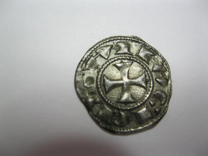 """Denier à l""""S"""" rétrograde de la République de Sienne (1180-1390) Img_1212"""