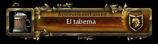 Sistema de logros Tabern10