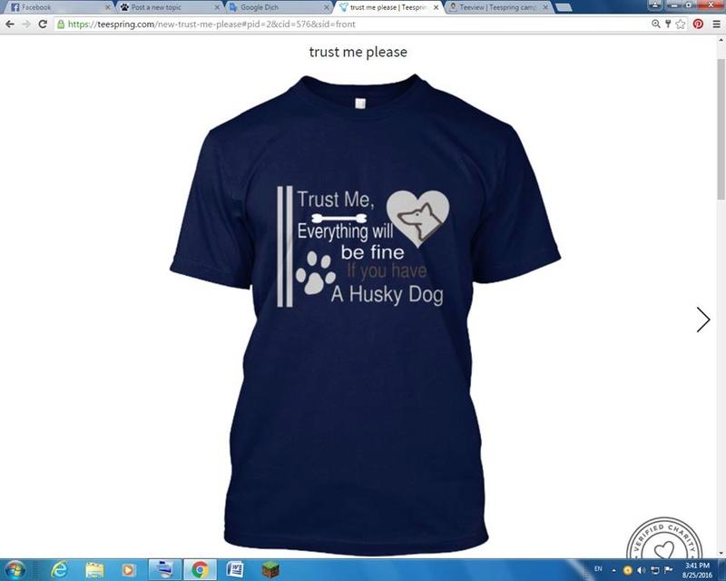 For people who love husky dog 110