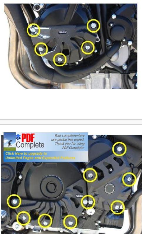 Installation de protège moteur, cherche couple de boulon Motor_10
