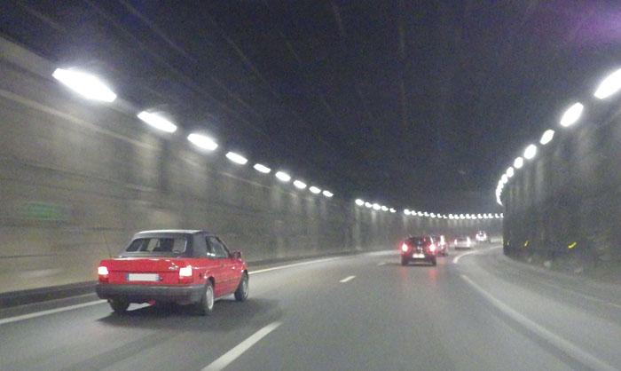 Escort MK4 Ghia Cab'  0510