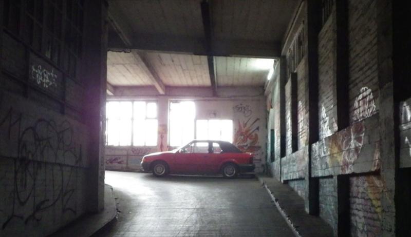 Escort MK4 Ghia Cab'  0710